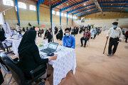 تزریق ۲ دوز واکسن به ۲۰ درصد از جمعیت اصفهان/۴۰ هزار تبعه خارجی واکسینه شدند