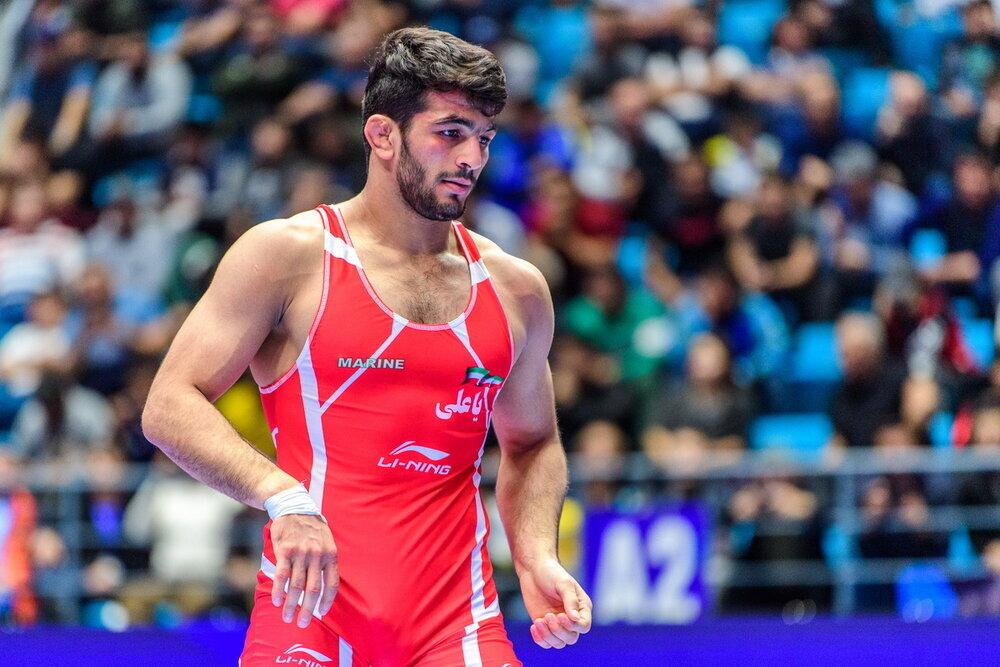 امید زیاد برای قهرمانی کاروان ایران در نروژ/ حضور حسن یزدانی بر روی تشک در روز اول