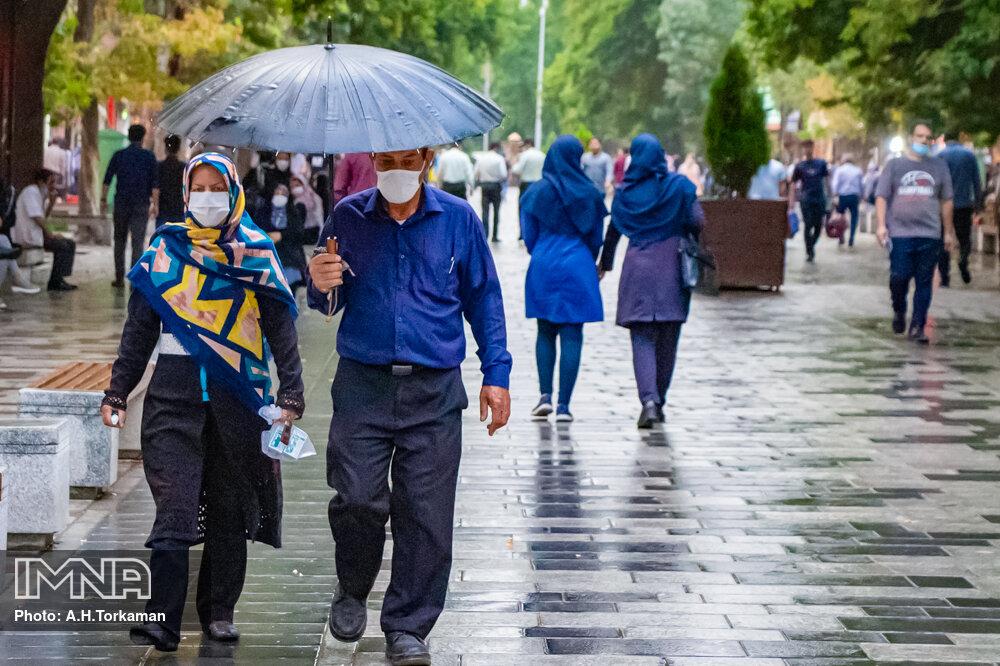 سامانه بارشی قوی فردا وارد کشور میشود