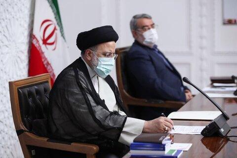 آیت الله رئیسی کسب مدال طلای المپیک را به سجاد گنج زاده تبریک گفت