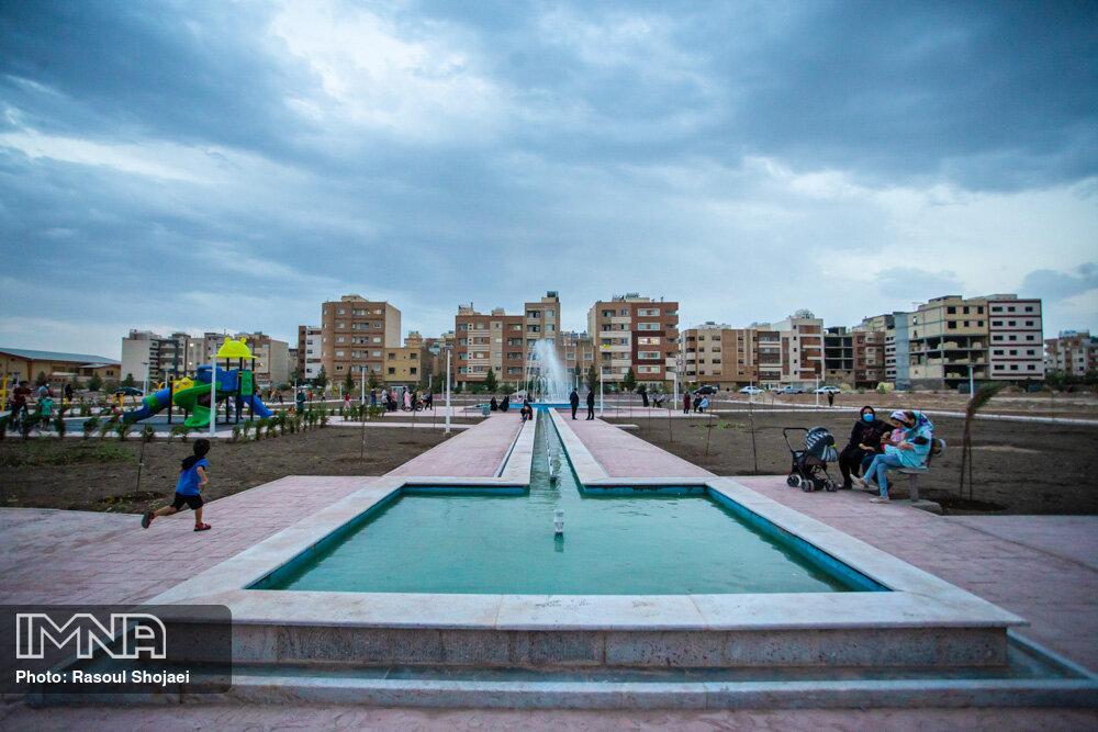 بهرهبرداری از پروژههای عمرانی، خدماتی و فرهنگی منطقه ۷