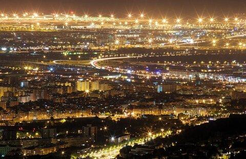 تعویض ۱۰ هزار چراغ روشنایی معابر تهران