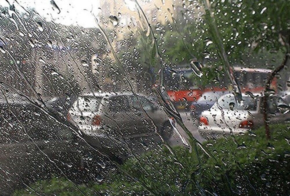 در این قسمت باران میبارد/حداکثر دمای پایتخت چقدر است؟