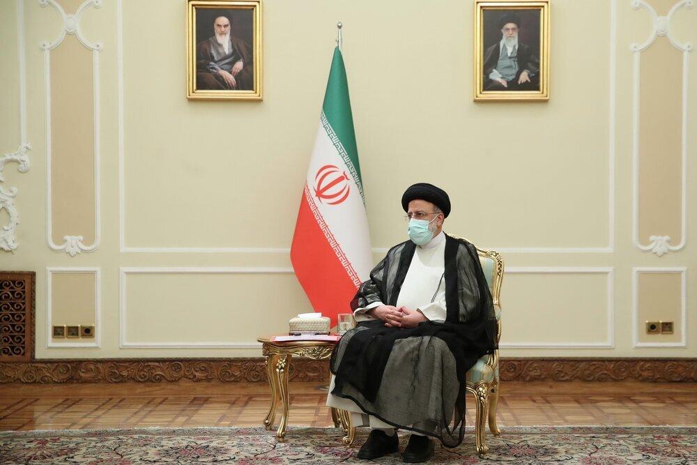 رئیسی: اراده جدی و صمیمانه ایران توسعه روابط با امارات است