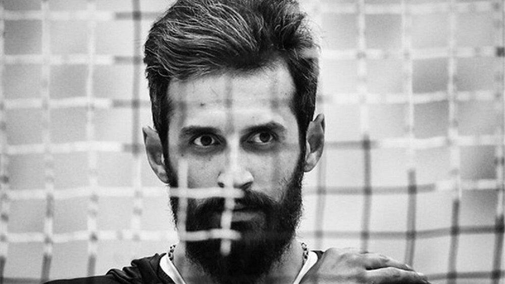 بیوگرافی سعید معروف بازیکن تیم ملی والیبال + عکس و خبر خداحافظی