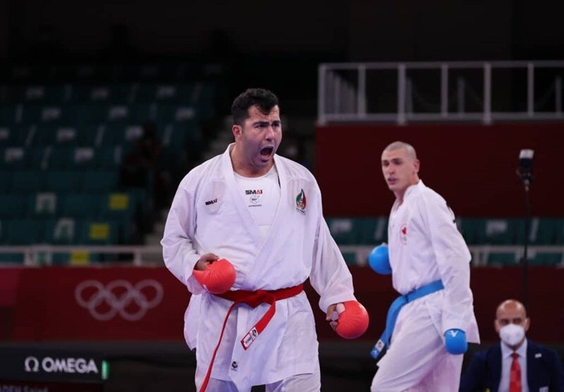 المپیک برای ایران با طلای گنج زاده به پایان رسید