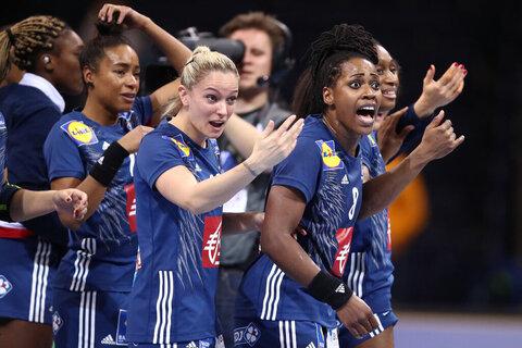 تاریخسازی فرانسه ادامه دارد؛ کسب مدال طلای هندبال زنان در المپیک