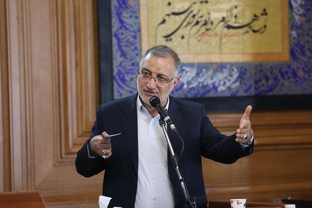 مجلس در کنار شهرداری تهران خواهد بود
