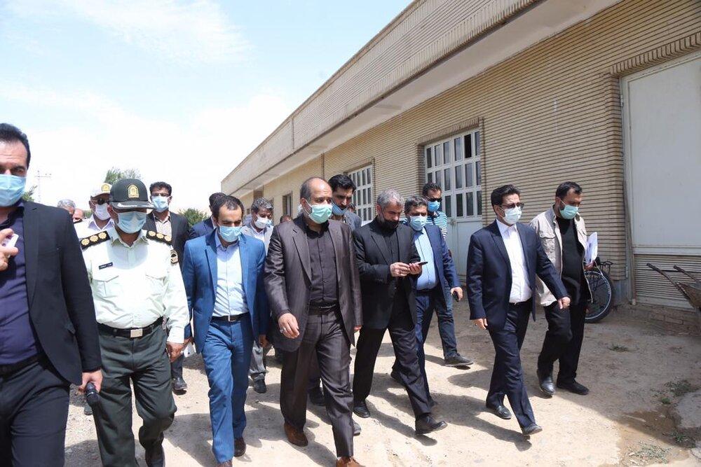 گزارش سفر جمعی از نمایندگان به آذربایجان غربی