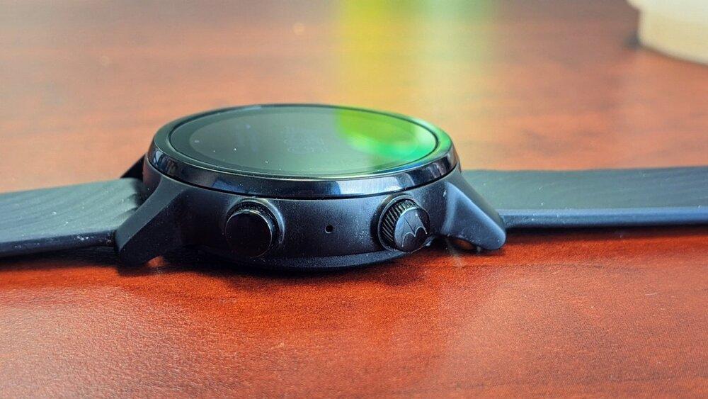 ساعت هوشمند Moto 360 Gen 3 عرضه شد