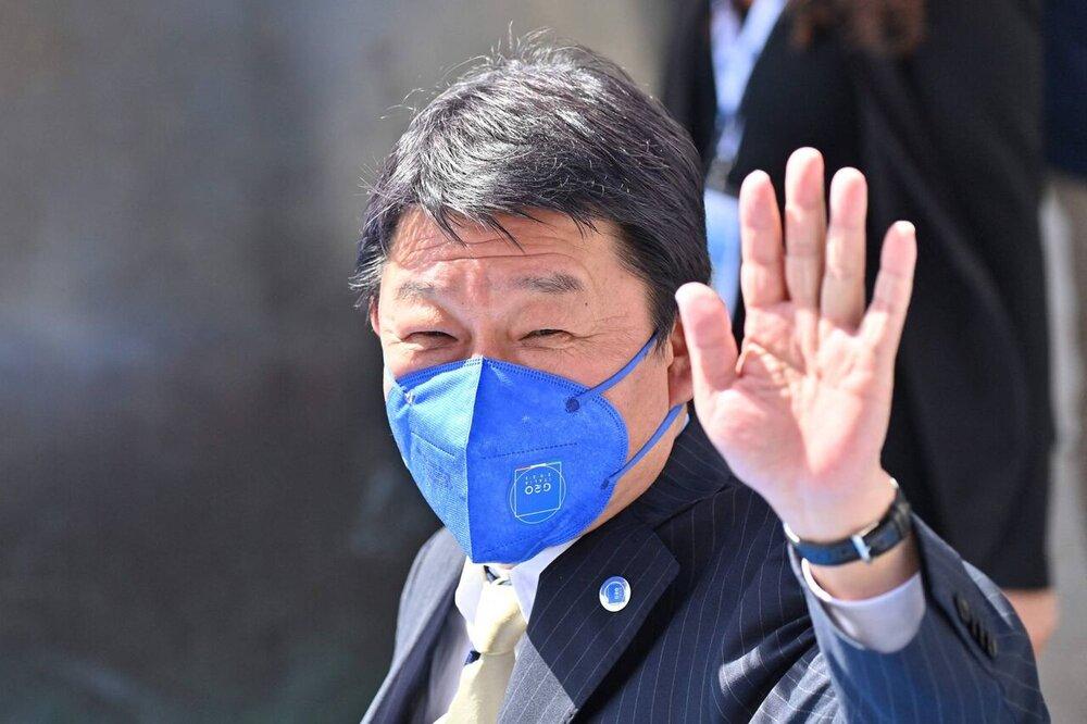 وزیر خارجه ژاپن به ایران میآید