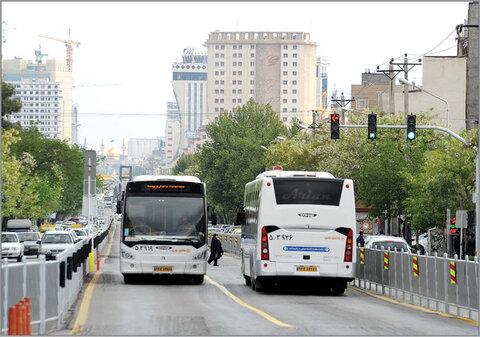 آمادگی ناوگان اتوبوسرانی تبریز برای خدمات رسانی به دانشآموزان