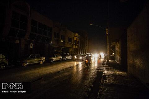 شب گذشته ۴۷ مگاوات خاموشی اضطراری در اصفهان اعمال شد
