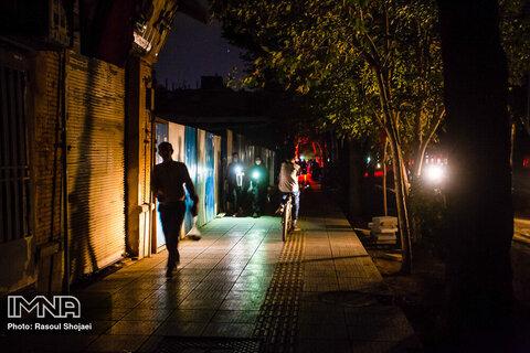 تبعات خاموشی پارکها در شب چیست؟