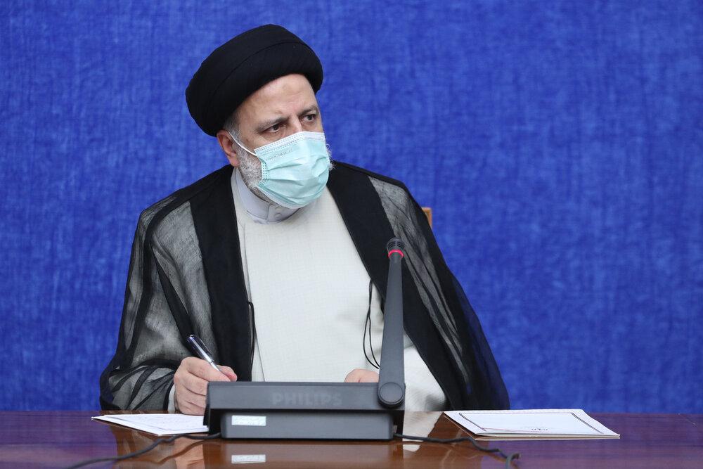 تاکید رئیسی بر فعالتر شدن ستاد تنظیم بازار زیر نظر معاون اول رئیس جمهور