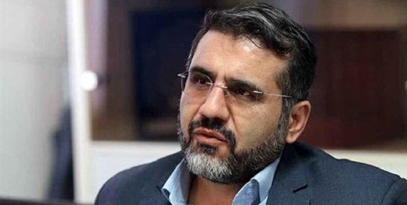تبریک مدیرکل فرهنگ و ارشاد و اسلامی استان اصفهان به وزیر فرهنگ