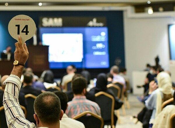 حراج تهران با ۴۲ میلیارد تومان فروش به کار خود پایان داد