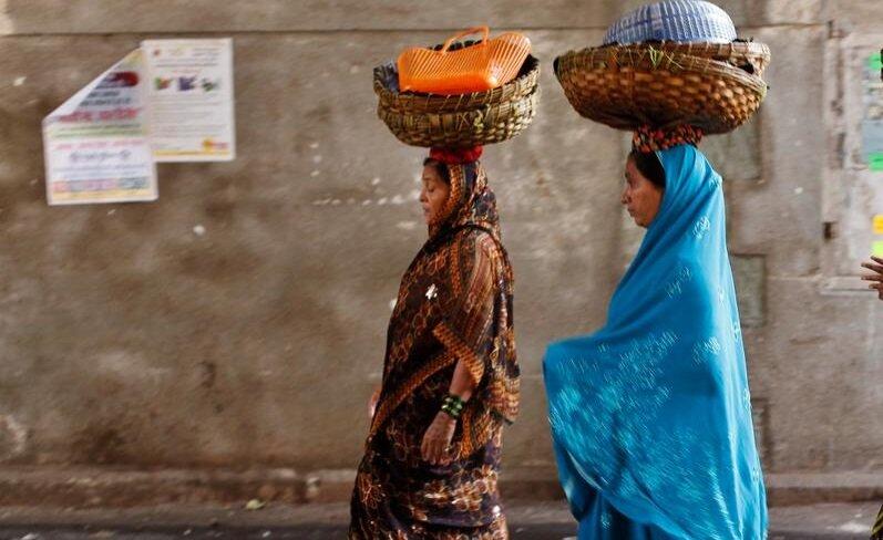زنان هندی محبوس در شهرهایی برای مردان