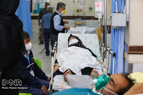 آمار کرونا اصفهان ۲۴ شهریور؛ ۳۰ فوتی و ۱۱۷۹ ابتلای جدید