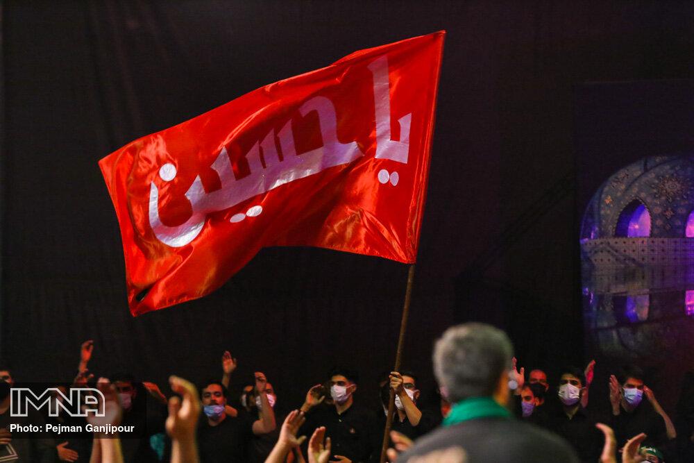 پوستر مراسم سوگواری اباعبدالله الحسین (ع) رونمایی شد