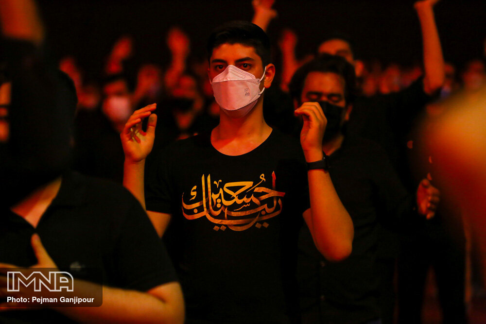 Muharram mourning rituals in place observing safety protocols