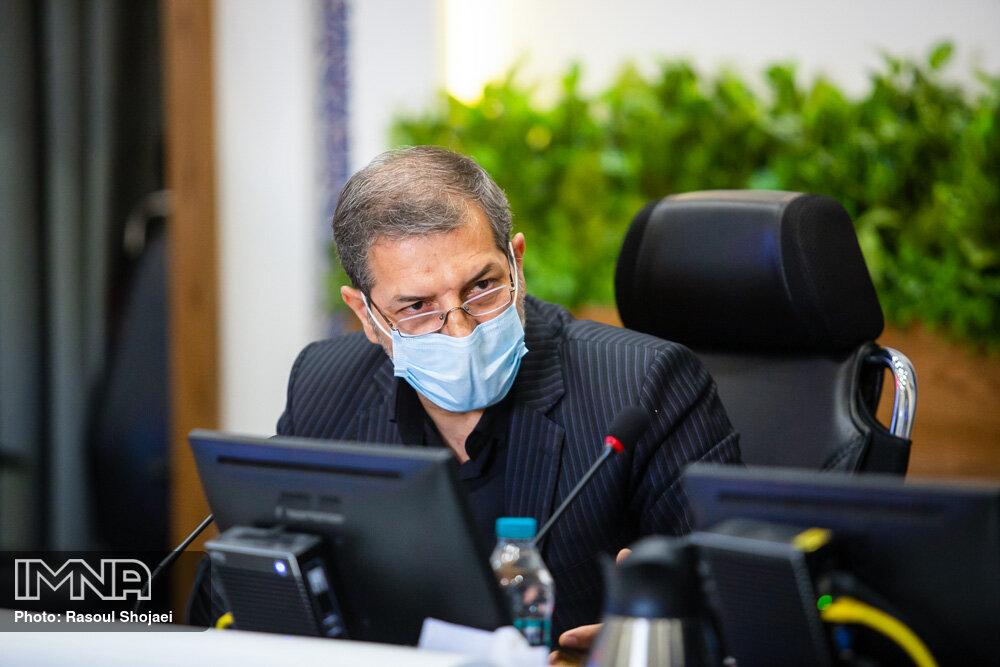 برای از سرگیری فعالیتها در اصفهان باید ۷۵ درصد مردم واکسینه شوند