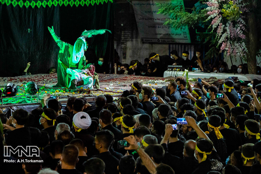 Mourning days of Tasu'a and Ashura arrived