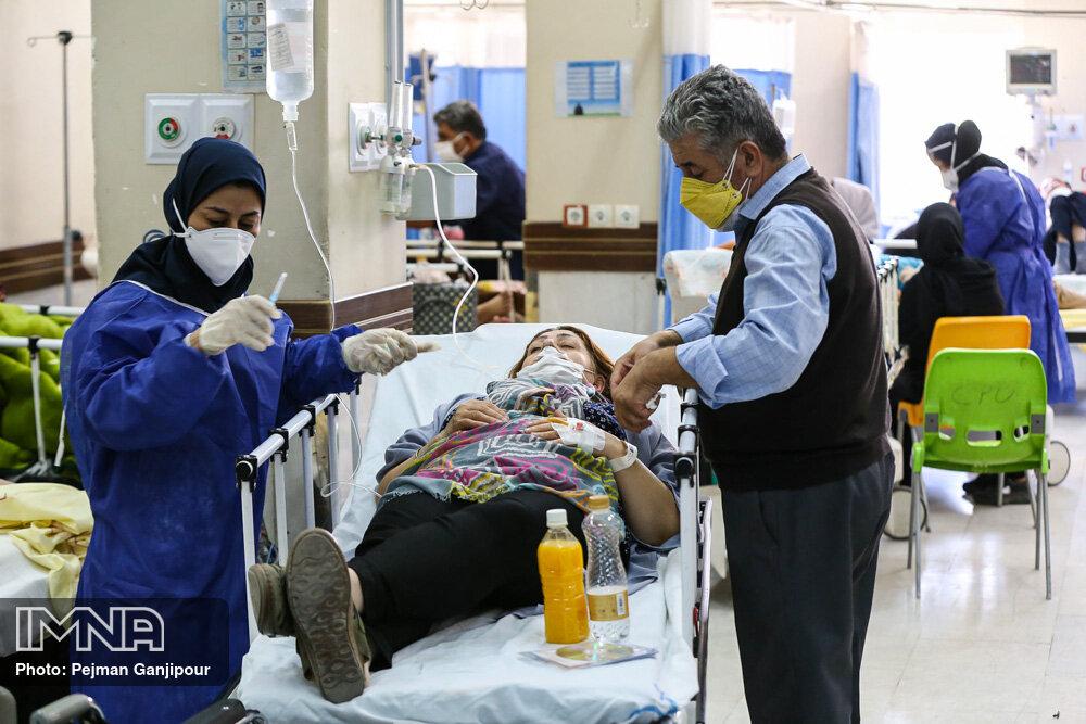 آمار کرونا زنجان ۱۵ مهر؛ ۳ فوتی و ۲۲۸ ابتلای جدید