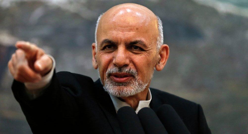 طالبان اشرف غنی را عفو کرد