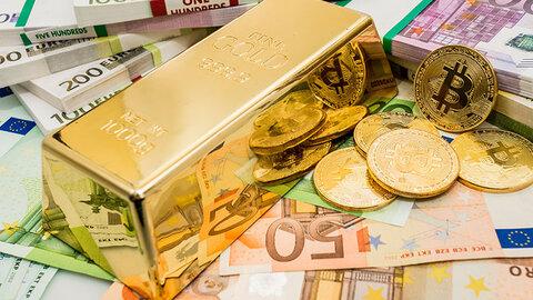 آخرین قیمت طلا، سکه و دلار تا پیش از امروز ۲۶ شهریور
