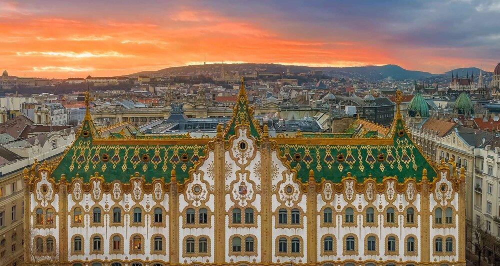 بهترین شهرهای جهان برای دوستداران معماری
