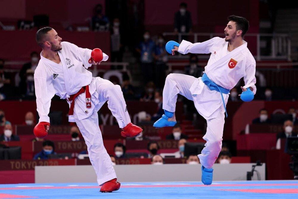کاراته به صورت رسمی از بازیهای المپیک حذف شد