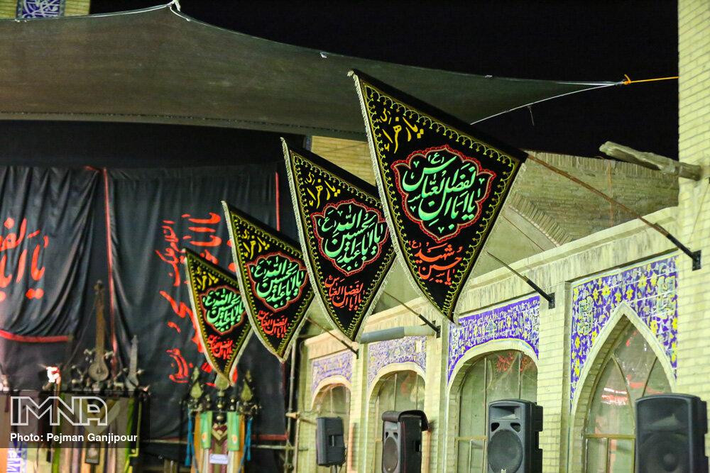 آئین سوگواری مردم شیراز در ایام محرم