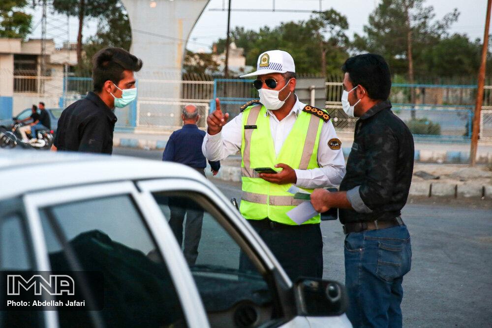 پلیس: ممنوعیتهای تردد در جاده ها یک هفته دیگر ادامه دارد