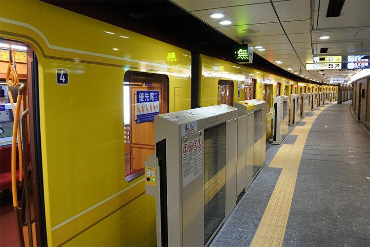 حمل ونقل عمومی در توکیو