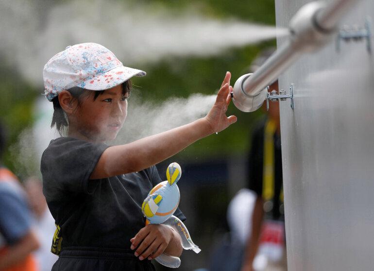 درسهایی از المپیک توکیو ۲۰۲۰ برای خنک کردن شهرها