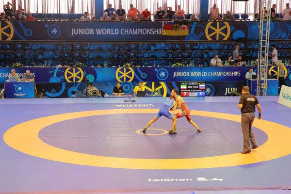 حریفان فرنگیکاران ایران در مسابقات جهانی جوانان مشخص شدند