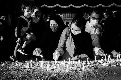 شام غریبان حسینی در اصفهان