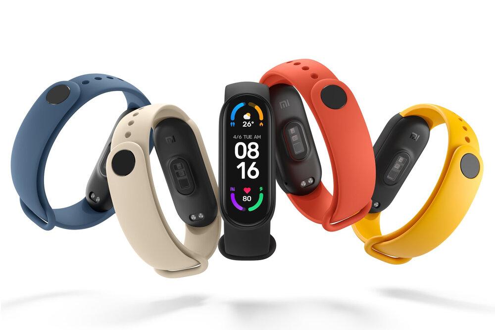 مچ بند شیائومی Mi Band 6 NFC چه زمانی در بازار اروپا عرضه میشود؟