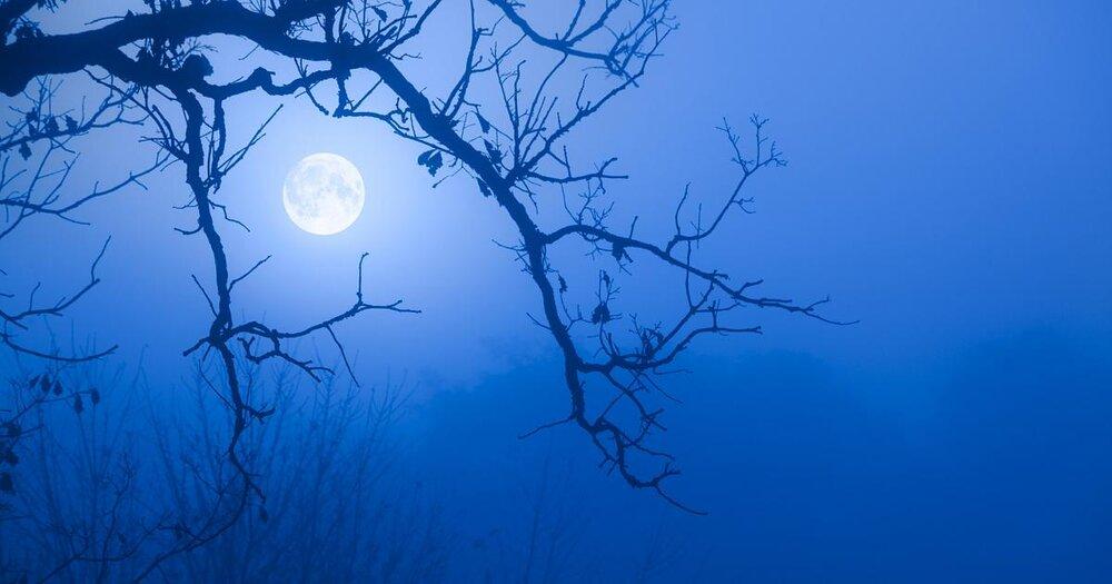 """امشب  شاهد """"ماه آبی"""" باشید"""
