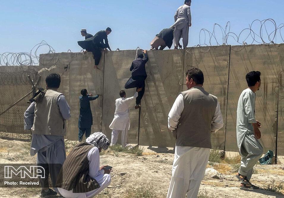 فرار از طالبان
