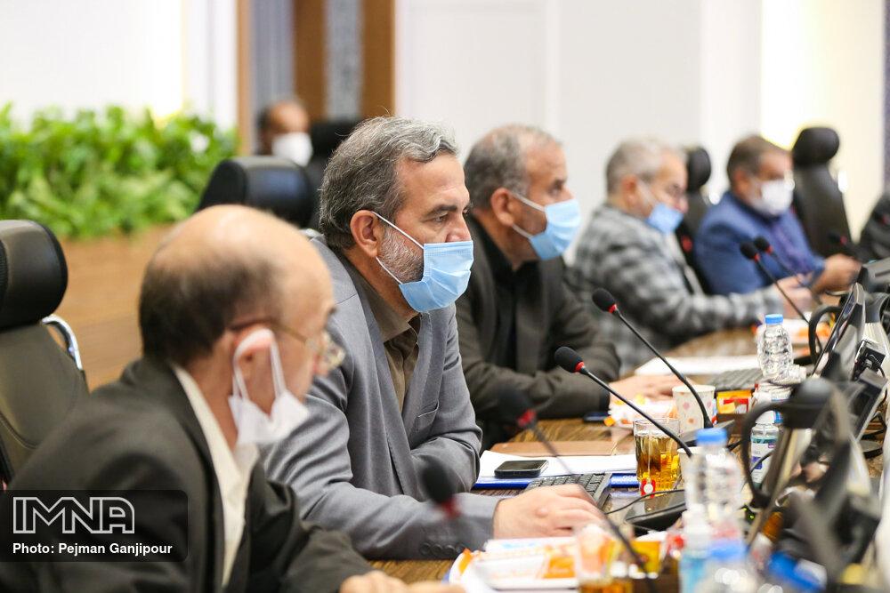 اعضای کمیسیون تخصصی پایش و نظارت شورای شهر اصفهان مشخص شدند