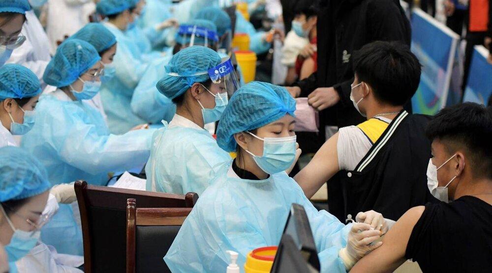 آخرین آمار واکسیناسیون کرونا جهان ۲۲ شهریور