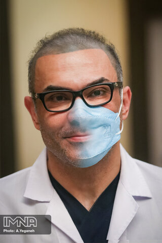 لبخند های پوشیده شده/به مناسبت روز پزشک
