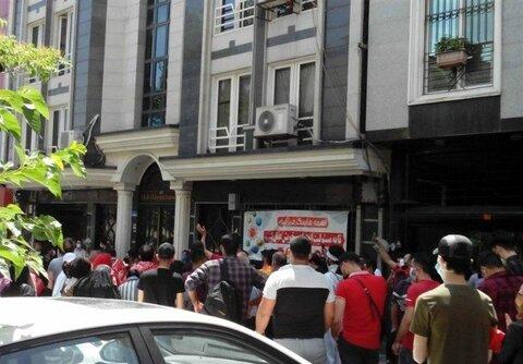 تجمع مقابل فدراسیون و سازمان لیگ جریمه میلیاردی دارد