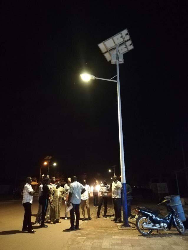 احیای روشنایی پارکهای شهر بجنورد