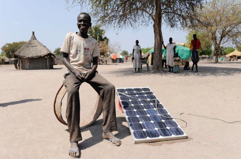 اهمیت وجود سیستمهای روشنایی خورشیدی در شهرها