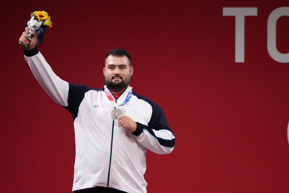 پاداش تامل برانگیز فدراسیون وزنه برداری  برای نایب قهرمان المپیک!