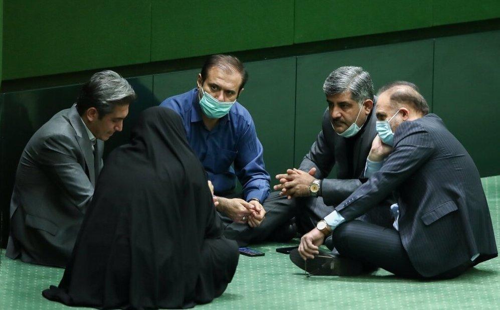 جنجال تصاویر زندان اوین به پارلمان رسید