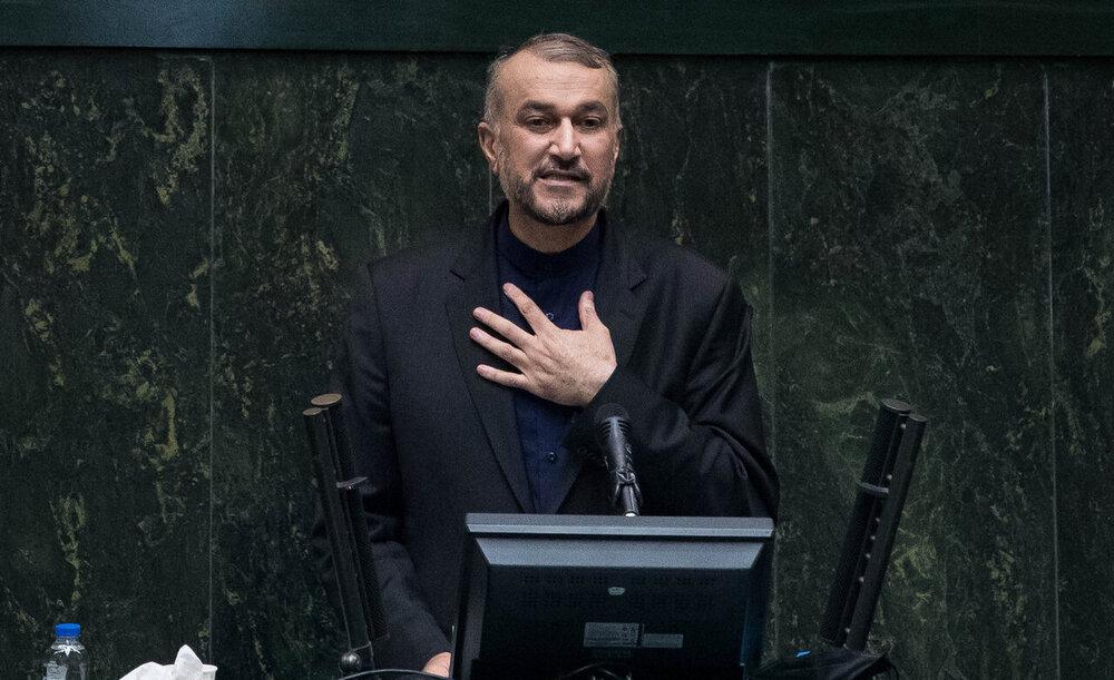 وزیر پیشنهادی امور خارجه رای اعتماد گرفت